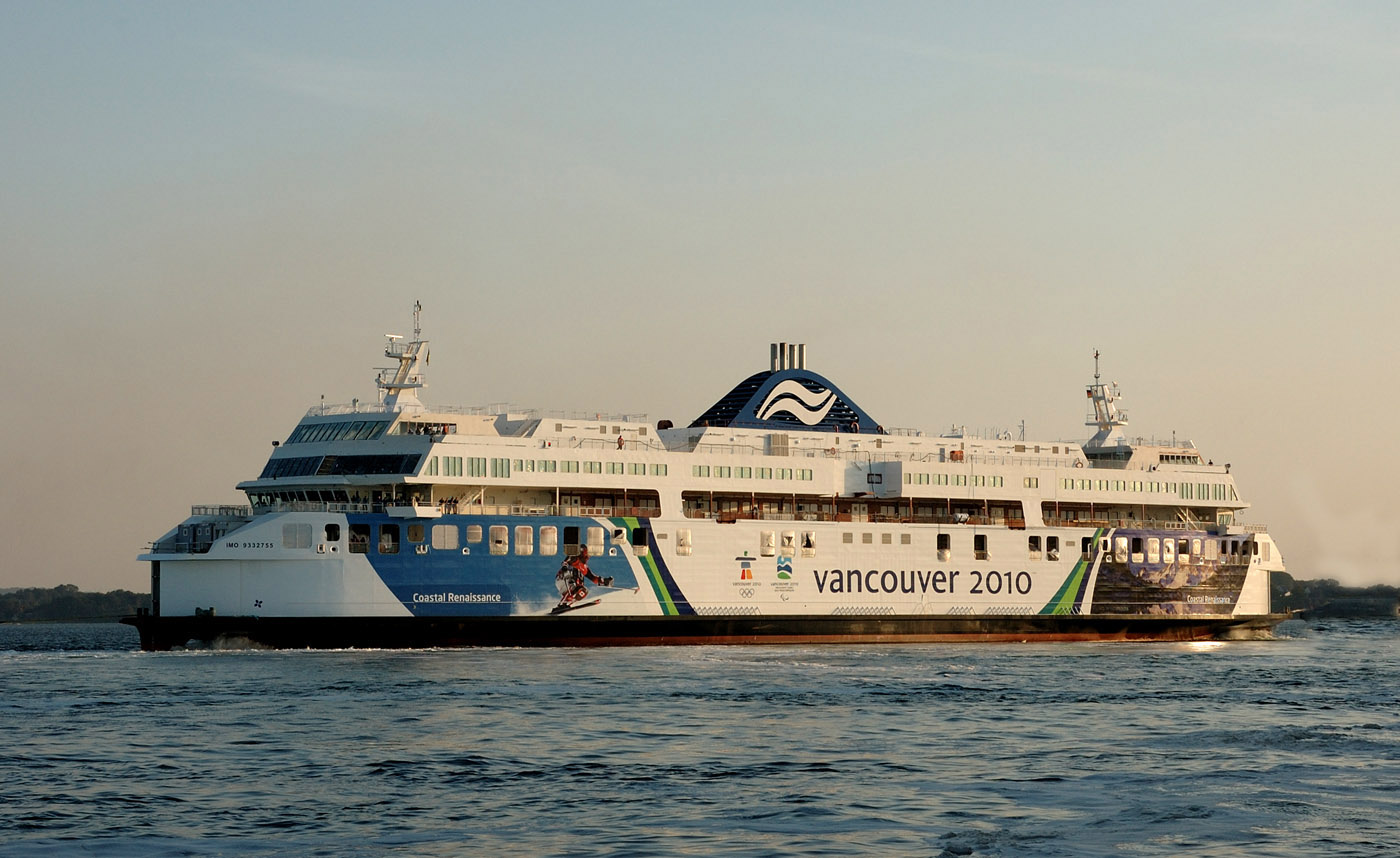 Ferry travel book all major alaska bc washington ferries the successful defense by bc ferries that their german built super c class vessels could not have been built in a canadian shipyard has resulted in an sciox Choice Image