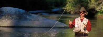 Fly Fishing near Port Angeles