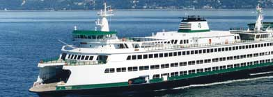 US Ports: Southworth, WA, Washington State ferry information