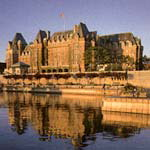 Seattle - Victoria Ferry Specials. Fairmont Empress Clipper Ferry Package
